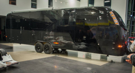 Worlds First CarbonFiber RV Exudes Luxury