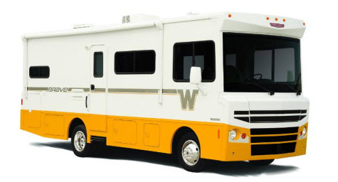 Winnebago Brave RV Brings Back Classic Styling