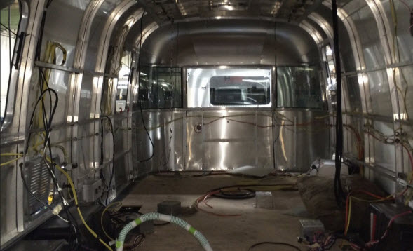 The Creation of the Airstream Hurricane Power Test