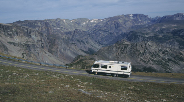 Tips on How to RV Off the Grid