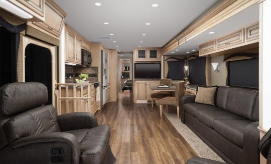 What to Keep in Mind When Choosing RV Furniture