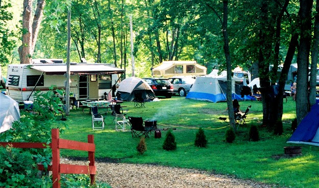 Top 5 Campgrounds in America
