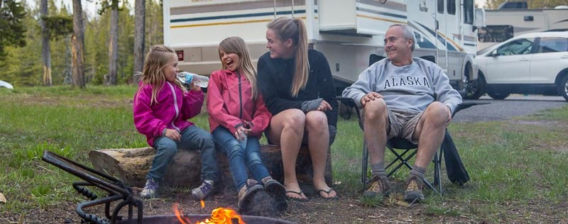 5 Tips to Select the Perfect Campsite for an RV