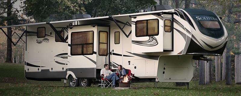 Top 3 Best Ways to Store an RV During Offseason