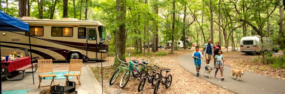 How to Choose an RV Park